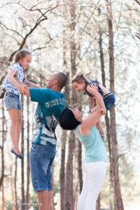 Britz Family {Family Love}