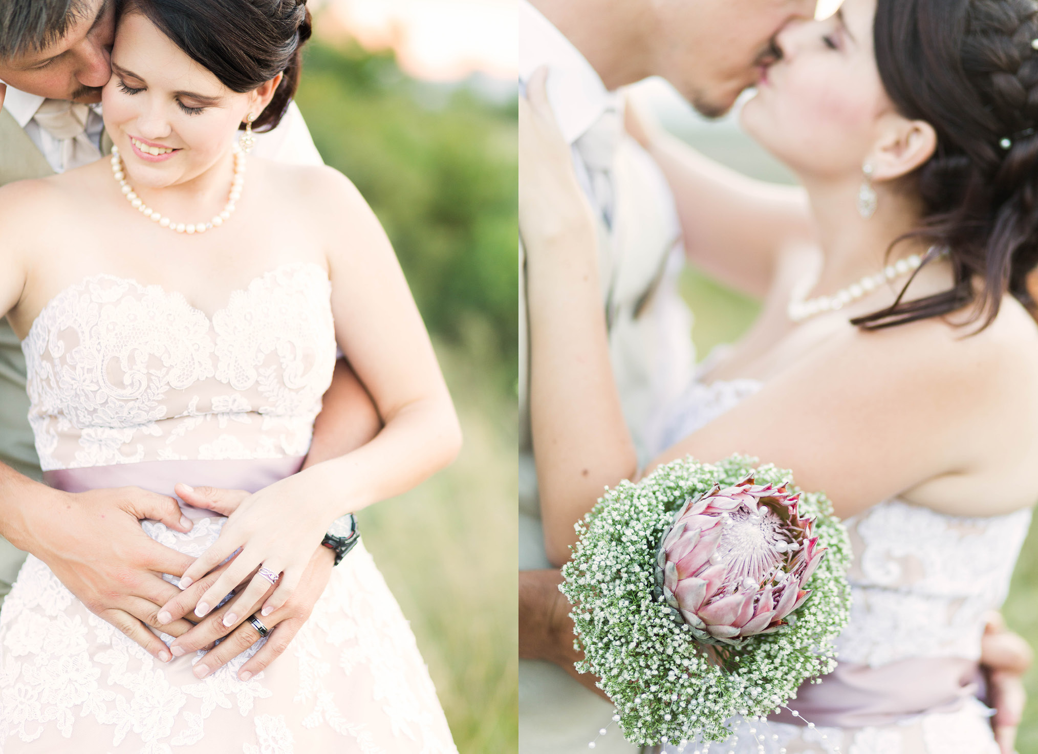 Christel & Andries {Farm Wedding}