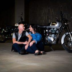 Tonia & Byron {Biker Love}