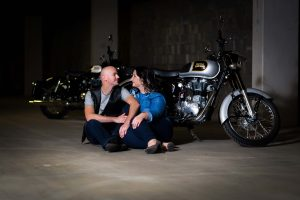 Tonia & Byron {Biker Love}