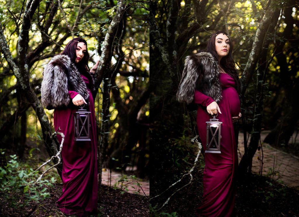 Jean Enchanted Pregnancy