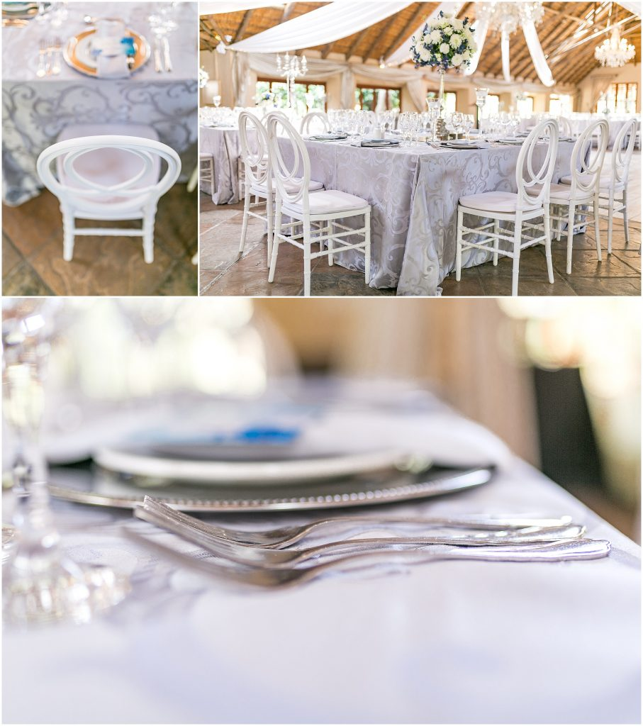 Oakfield Blue Wedding