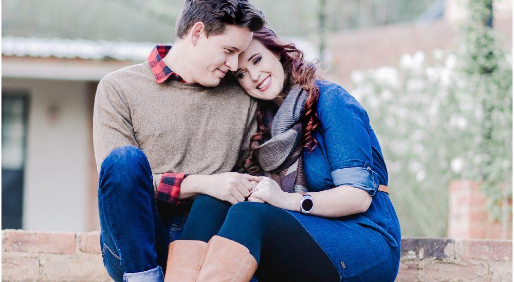 Emile & Anneliene /// Engaged