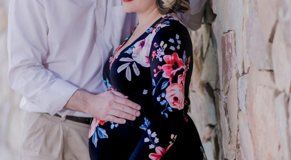 Pretorius Family /// Maternity