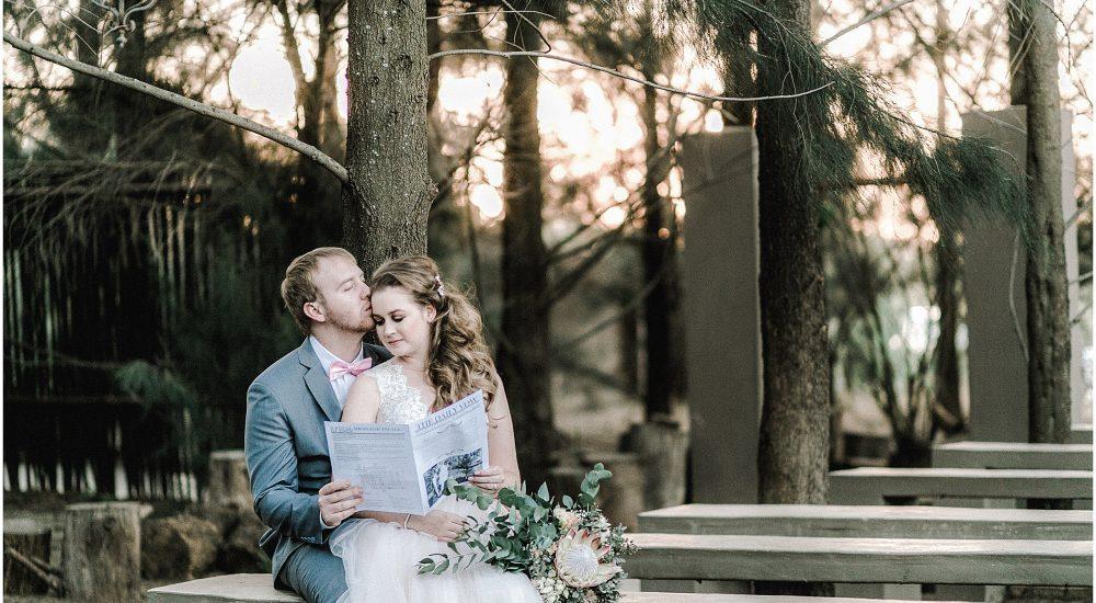 Amy & Kyle /// Wedding
